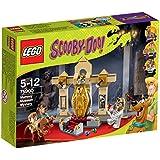 LEGO Scooby-doo - 75900 - Jeu De Construction - Le Mystère Du Musée De La Momie
