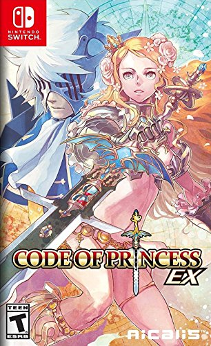 NICALiS - Code of Princess EX (#) /Switch (1 Games)