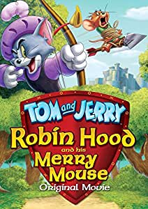 Tom and Jerry: Robin Hood and His Merry Mouse [DVD] [2012]