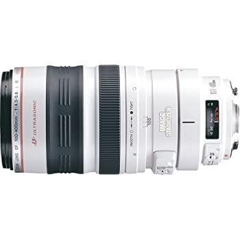 Canon EF 100-400mm F/4.5-5.6L IS USM Telephoto Zoom Lens for Canon DSLR Camera