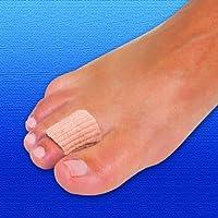 Silipos Korn Einlagen x 2 Sanft & Dehnbar Druck Linderung Feuchtigkeits Mineral- Gel für Zehen oder Finger - Breit preisvergleich bei billige-tabletten.eu