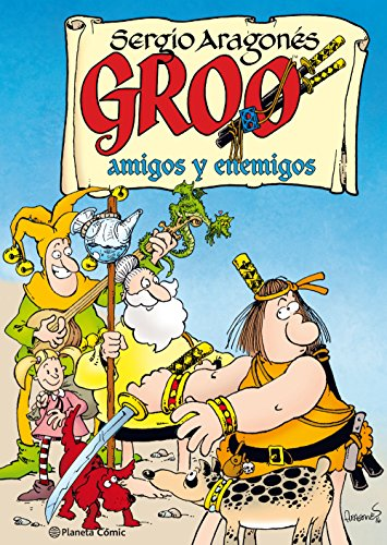 Groo Amigos y enemigos por Sergio Aragones