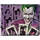 DC Comics Batman Lachen Joker Lila Portemonnaie Geldbörse