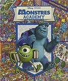 Monsters Academy - Cherche et Trouve