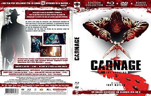 Image de Carnage (Combo DVD + Blu-ray) [Combo Collector Blu-ray + DVD]