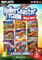 RollerCoaster Tycoon 9 Mega Pack (PC DVD) by Mindscape