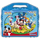 Clementoni 42495.5 La Casa de Mickey - Puzzle de cubos para bebés (24 cubos)