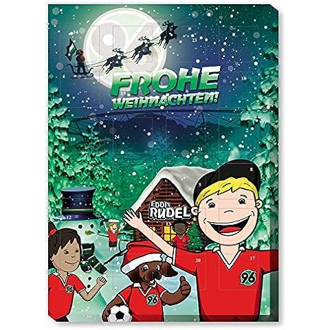 Hannover 96Calendario de Adviento, Navidad calendario