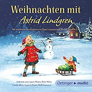 weihnachten mit astrid lindgren die sch nsten geschichten. Black Bedroom Furniture Sets. Home Design Ideas