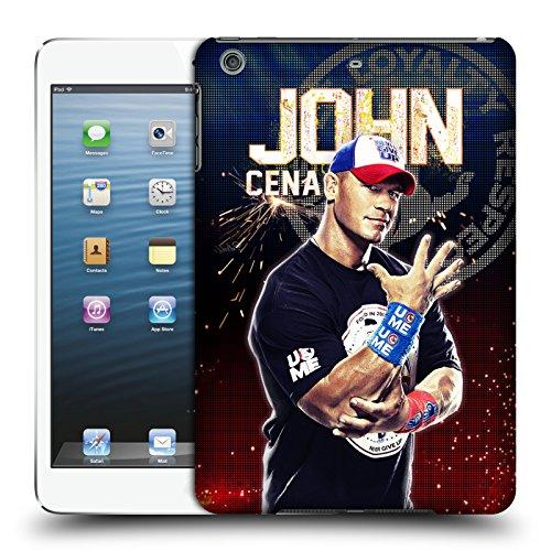 Preisvergleich Produktbild Offizielle WWE John Cena Superstars Ruckseite Hülle für Apple iPad mini 1 / 2 / 3