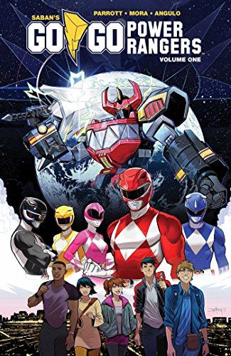 Saban's Go Go Power Rangers, Vol. 1 (Power Ranger Comic)
