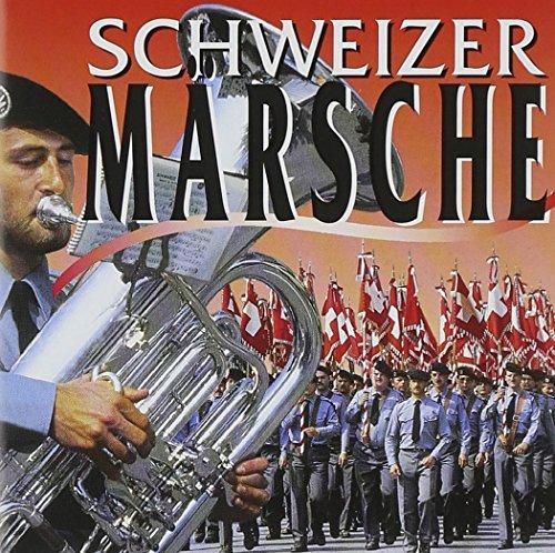 60 Schweizer Märsche Elite-music Box