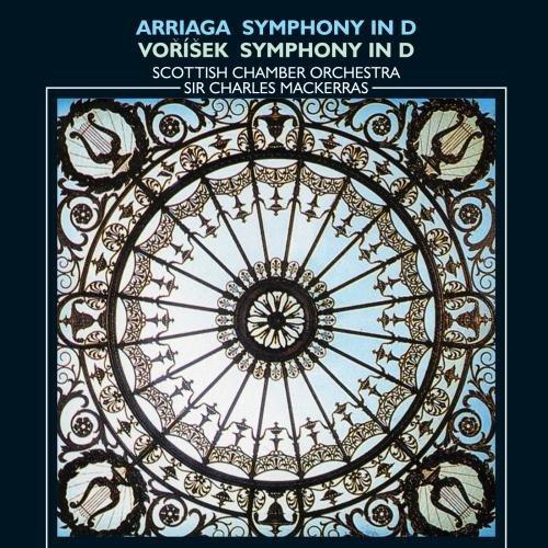 Juan Crisóstomo de Arriaga - Jan Vaclav Vorisek : uvres symphoniques