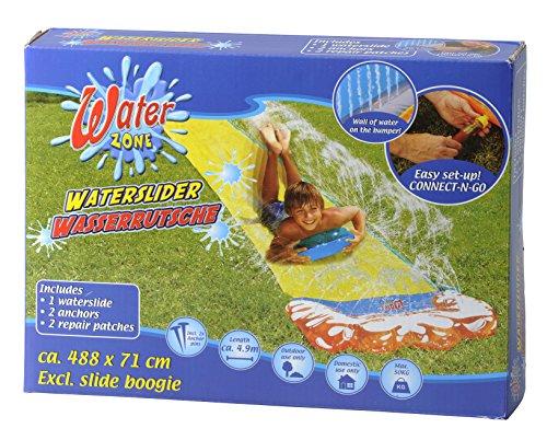 Waterslider 488cm x 71cm by Water Zone