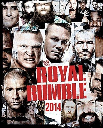 WWE: Royal Rumble 2014 by Wwe (Wwe Royal Rumble Filme)