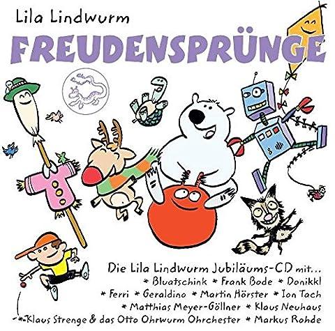 Lila Lindwurm - Freudensprünge: Die Lila Lindwurm Jubiläums CD