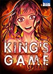 King's Game Spiral Edition simple Tome 4
