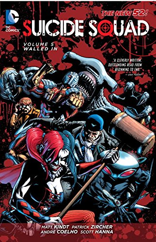 Suicide Squad Volume 5 TP (The New 52)