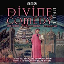 The Divine Comedy: Inferno; Purgatorio; Paradiso