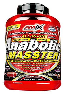 Amix Anabolic Masster Forest Fruits Food Supplement by Amix