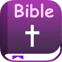 Android's Free Bible Book (Easy-to-use Bible App with Auto-Scrolling, Notepad, Highlight, 12 Fonts, Bookmark, Offline & Many More! KJV & WEB version) FREE BIBLE Ebook Reader! Note: This app may not work with old Kindles/Fires.