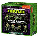 Heroclix Tortugas Ninja - Starter Set