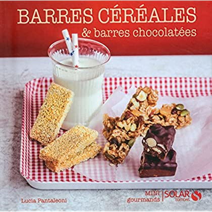 Barres aux céréales et barres chocolatées - Mini gourmands