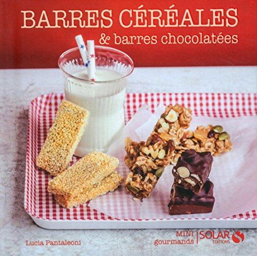 Barres aux céréales et barres chocolatées - Mini gourmands par Lucia PANTALEONI