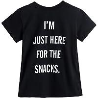 TTYAOVO T-Shirt in Cotone per Bambini, T-Shirt Manica Corta Casual Estiva T-Shirt per la Festa di Compleanno Dell…