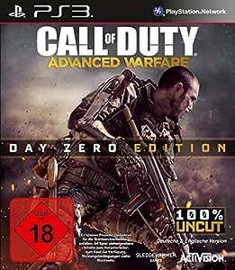 Call of Duty: Advanced Warfare - Day Zero Edition - [Playstation 3]
