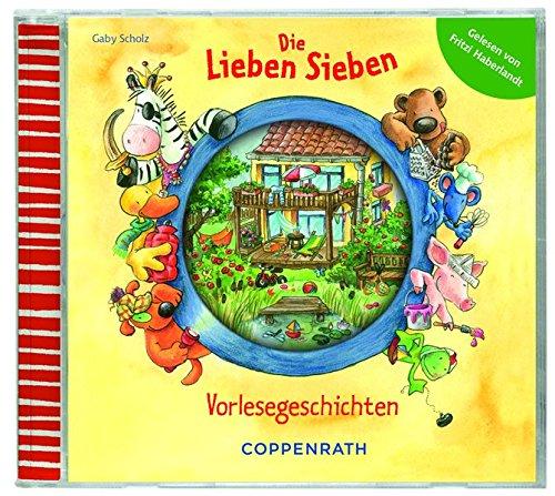 Die Lieben Sieben - Vorlesegeschichten (CD)