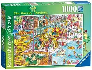 Ravensburger Puzzle Factory (1000 Pieces)