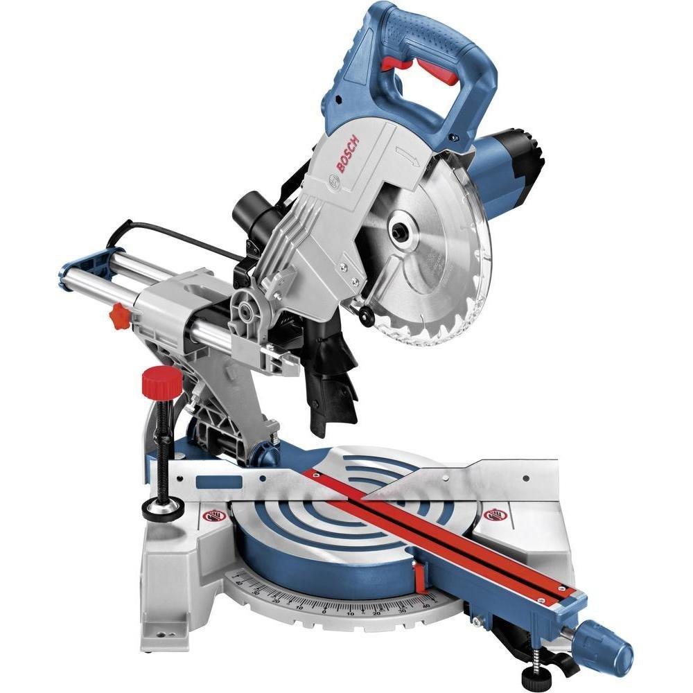 Bosch GCM 800 SJ Professional Paneelsäge (1400 Watt, Sägeblatt-Ø: 216 mm, Sägeblattbohrungs-Ø: 30 mm, in Karton)