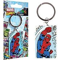 Marvel Comics Metal Keychain Spider-Man 6 cm Portachiavi