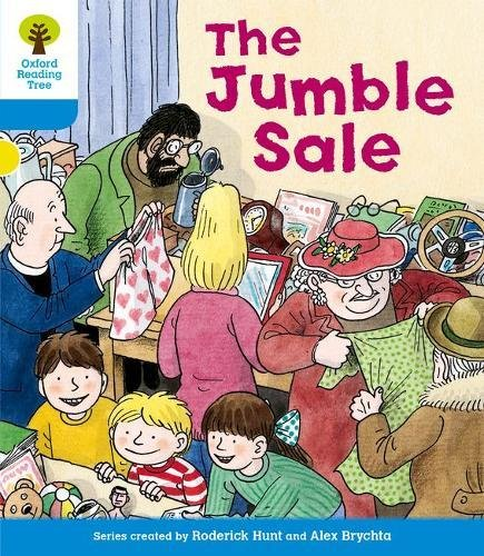 Oxford Reading Tree: Level 3: More Stories A: The Jumble Sale (Ort More Stories)