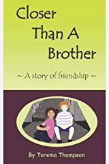 Closer Than A Brother: A story of friendship (Mini Milagros Collection) Paperback