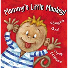 Mommy's Little Monkey by Keith Faulkner (2005-09-02)