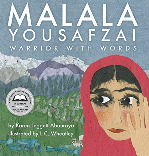 Malala Yousafzai: Warrior with Words by Karen Leggett Abouraya (2015-06-23)