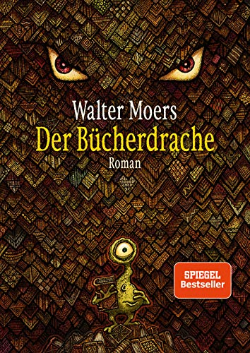 Der Bücherdrache: Roman - mit Illustrationen des Autors -