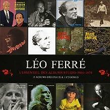 L'essentiel des albums studio, 1960-1974