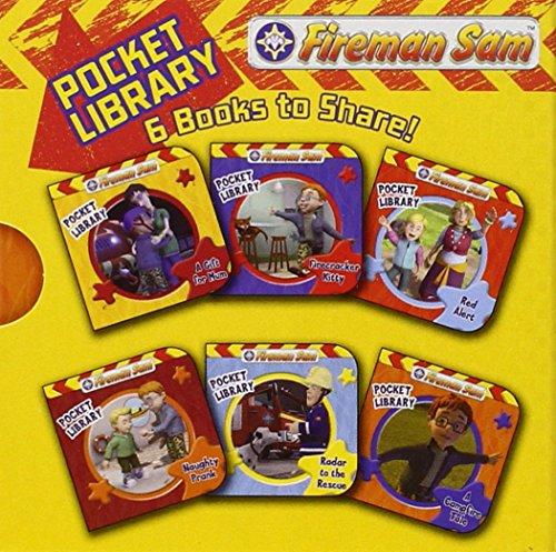 Image of Fireman Sam Pocket Library