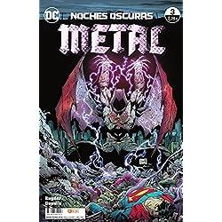 Noches oscuras: Metal (O.C.): Noches oscuras: Metal núm. 03