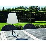 Velleman LAMPH10S 52 cm Ontwerp Outdoor Terras Lamp - Wit