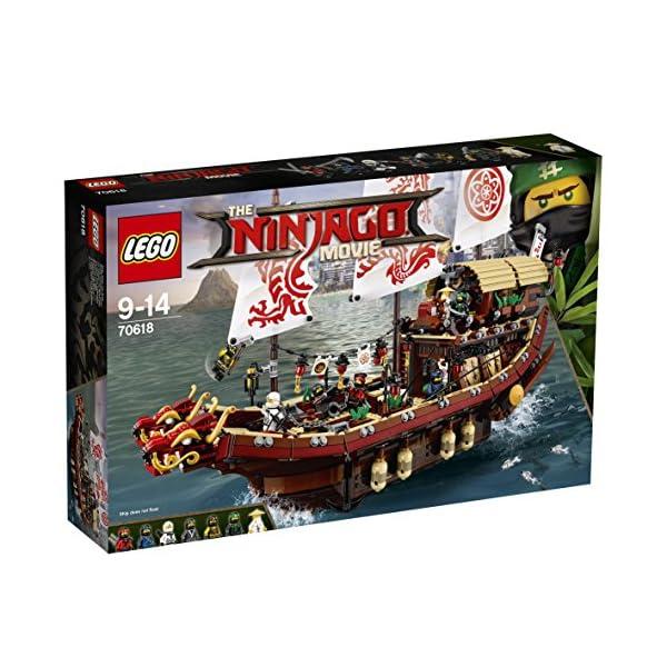LEGO-Ninjago-Vascello-del-Destino-70618