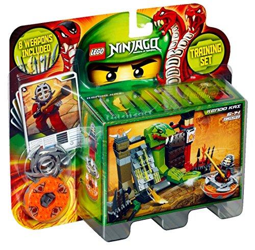 LEGO Ninjago 9558 - Training Set