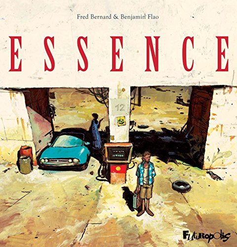 Essence par Fred Bernard