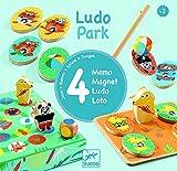 Djeco  - Juego Educativo Ludo Park