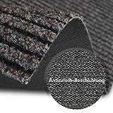 Küchenläufer Granada in großer Auswahl | strapazierfähiger Teppich Läufer für Küche Flur uvm. | rutschfester Teppichläufer / Flurläufer für alle Böden ( 80×200 cm Beige ) - 2