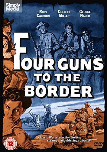 four-guns-to-the-border-dvd