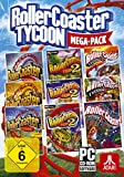 RollerCoaster Tycoon Mega-Pack - [PC]